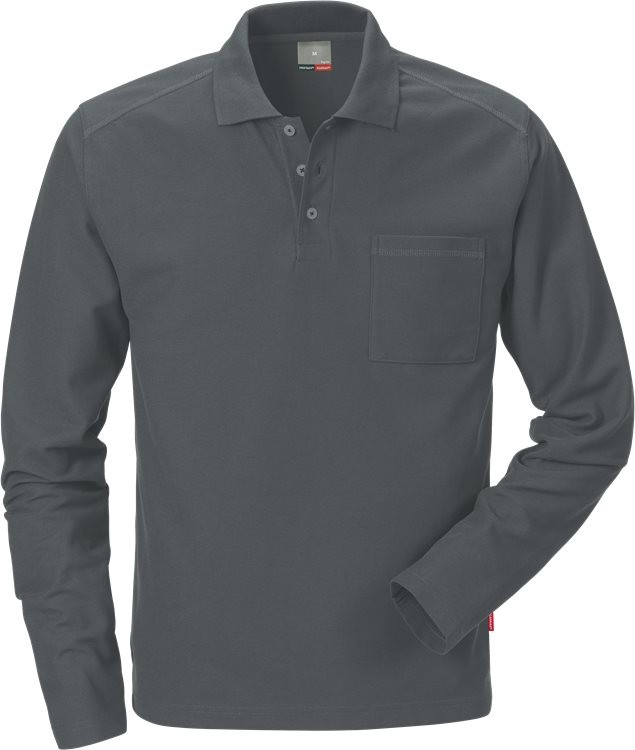 Long sleeve polo shirt 7393 PM