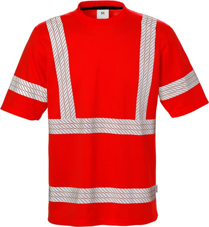 High vis t-shirt cl 3 7407 TPS