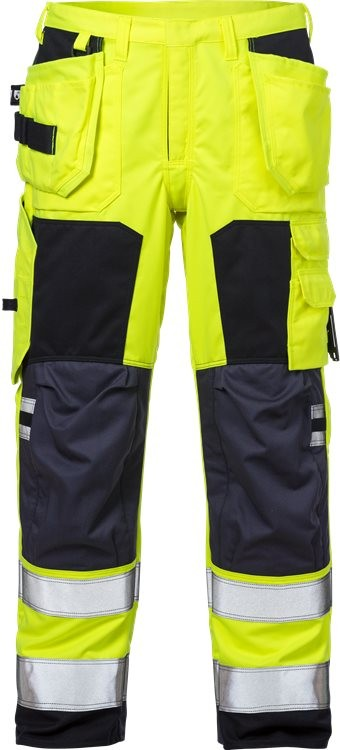 Flamestat high vis craftsman trousers cl 2 2075 ATHS