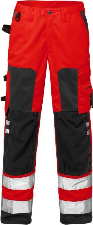 High vis trousers woman cl 2 2135 PLU