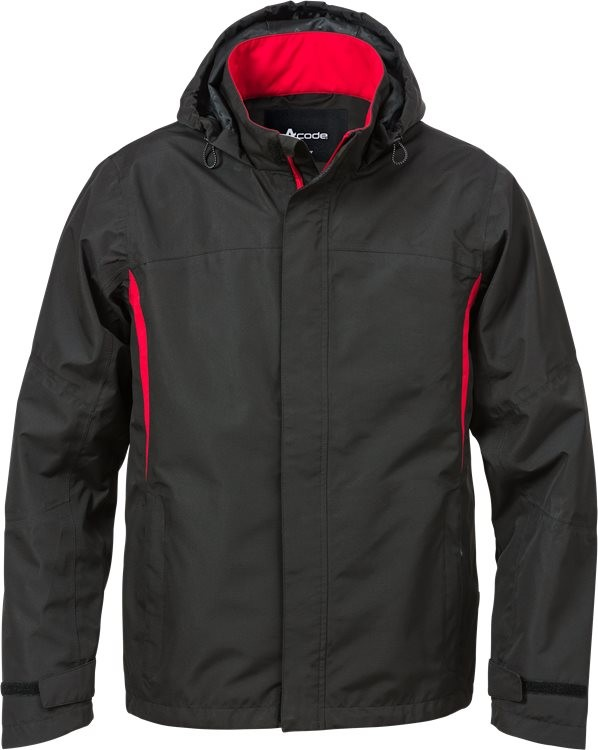 Acode WindWear waterproof shell jacket 1473 RP