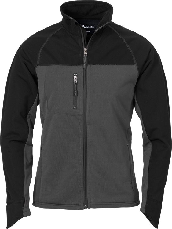 Acode fleece jacket Woman 1474 MIC
