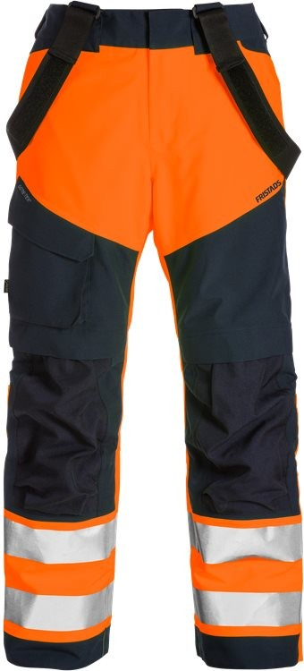 High vis GORE-TEX® shell trousers cl 2 2988 GXB