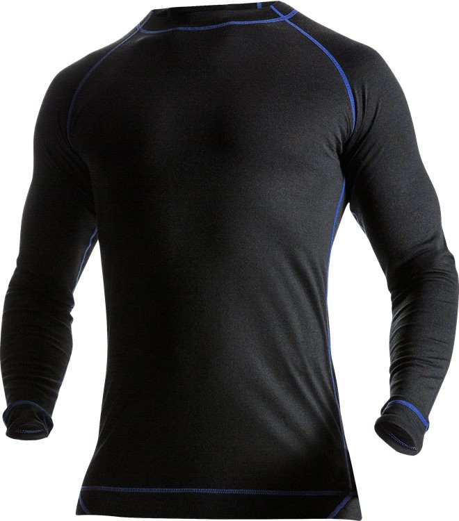 Merino wool long sleeve t-shirt 7517 MW