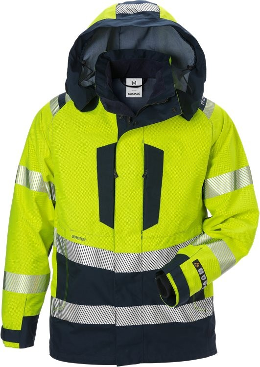 Flamestat high vis GORE-TEX® jacket cl 3 4095 GXE