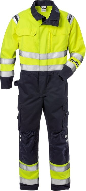 Flamestat high vis coverall cl 3 8175 ATHS