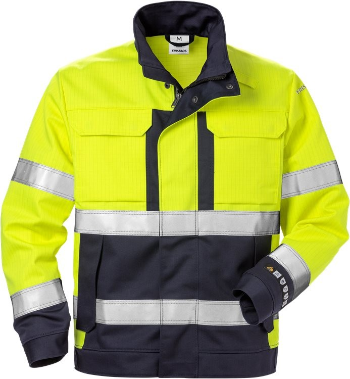 Flame high vis jacket cl 3 4584 FLAM