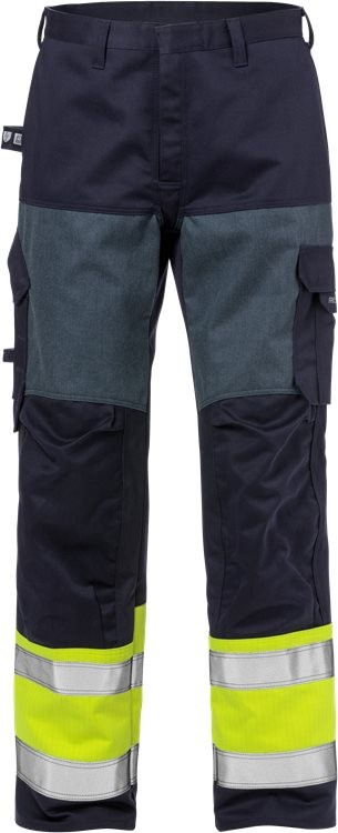 Flame high vis trousers cl 1 2587 FLAM