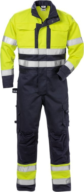 Flame high vis coverall cl 3 8084 FLAM