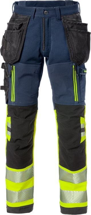 High vis trousers cl 1 2568 STP