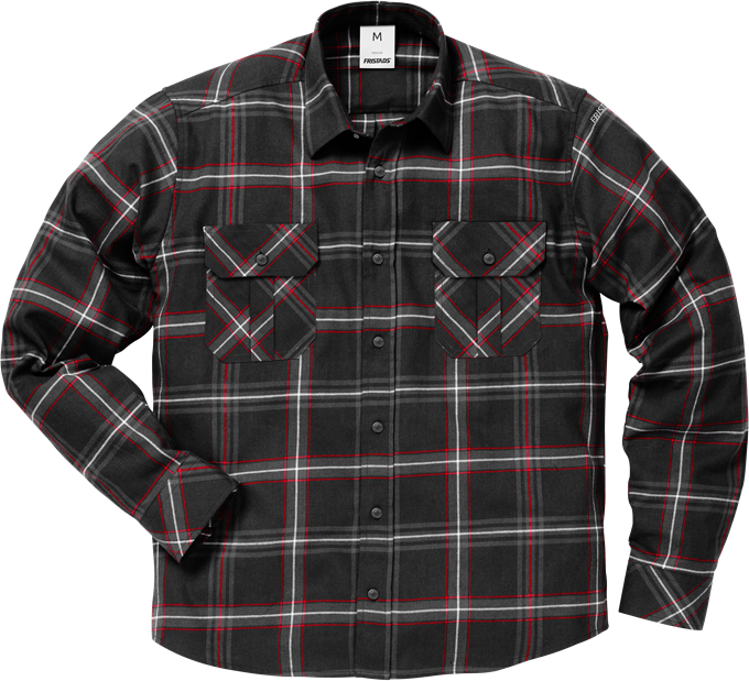 Flannel shirt 7421 MSF