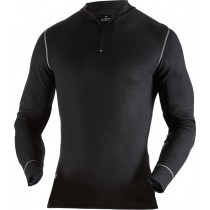 Half zip long sleeve t-shirt 789 OF
