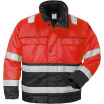 High vis winter jacket cl 3 444 PP