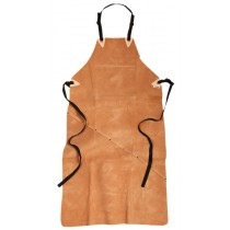 Leather long apron 9331 LTHR