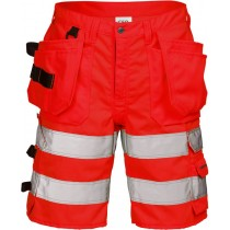 High vis shorts cl 2 2028 PLU