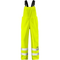 Flame high vis rain trousers cl 2 2047 RSHF