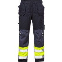 Flamestat high vis craftsman trousers cl 1 2074 ATHS