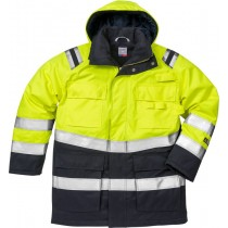 Flamestat high vis winter parka cl 3 4086 ATHR