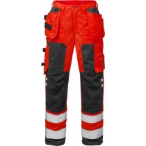 High vis craftsman trousers woman cl 2 2125 PLU