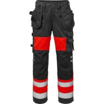 High vis craftsman trousers woman cl 1 2129 PLU