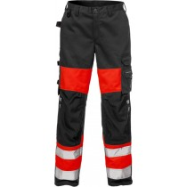 High vis trousers woman cl 1 2139 PLU