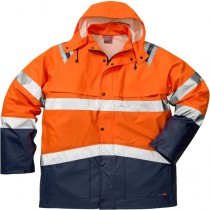 High vis rain jacket cl 3 4624 RS