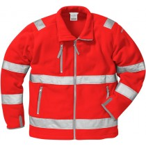 High vis fleece jacket cl 3 4400 FE