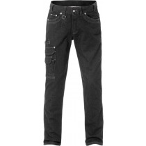 Service denim stretch trousers 2501 DCS