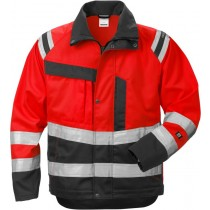 High vis jacket woman cl 3 4129 PLU
