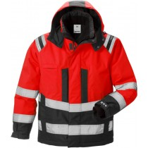 High vis Airtech® winter jacket cl 3 4035 GTT