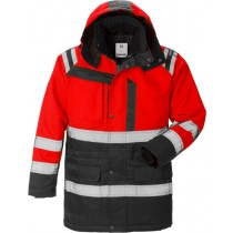 High vis winter parka cl 3 4042 PP