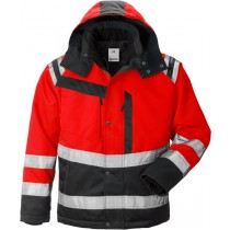 High vis winter jacket cl 3 4043 PP