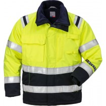 Flamestat high vis winter jacket cl 3 4185 ATHS