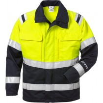 Flamestat high vis jacket cl 2 4176 ATHS