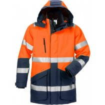 High vis GORE-TEX® winter parka cl 3 4989 GXB