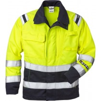 Flamestat high vis jacket woman cl 3 4275 ATHS