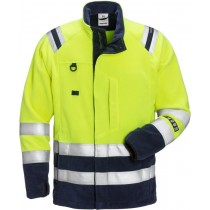 Flamestat high vis fleece jacket cl 3 4063 ATF