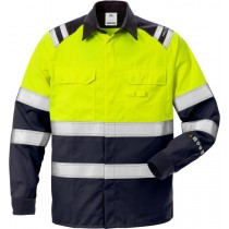 Flamestat high vis shirt cl 1 7051 ATS
