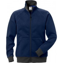 Sweat jacket woman 1758 DF