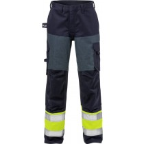 Flame high vis trousers woman cl 1 2591 FLAM