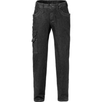 Service denim stretch trousers woman 2506 DCS