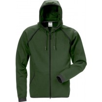 Hooded sweat jacket  7462 DF