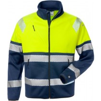 High vis sweat jacket cl 1 4517 SSL